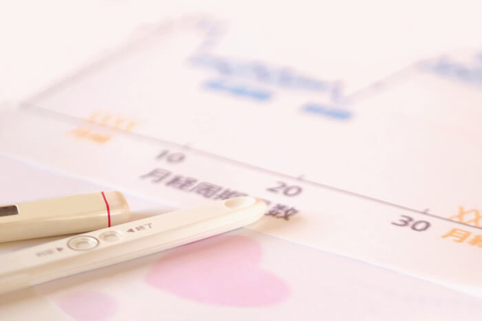 基礎体温は妊娠するための道しるべ
